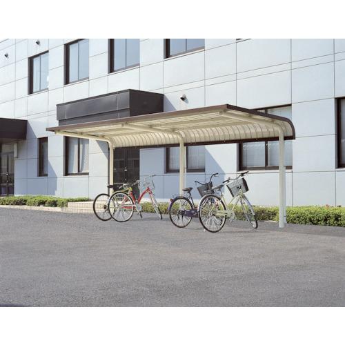 【直送】【代引不可】ダイケン 自転車置場サイクルロビー 連結型スチール 間口2850 CY-LSER28G