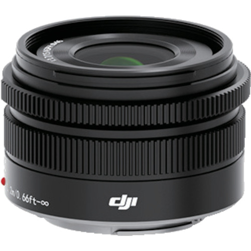 DJI 15mm F/1.7 単焦点レンズ D-115837