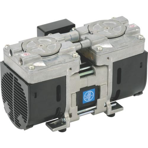 ULVAC(アルバック機工) ダイアフラム型ドライ真空ポンプ 低速低圧 6/7L/min DAP-6D
