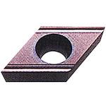 三菱マテリアル P級サーメット旋削チップ CMT 10個 DCET070201R-SN NX2525