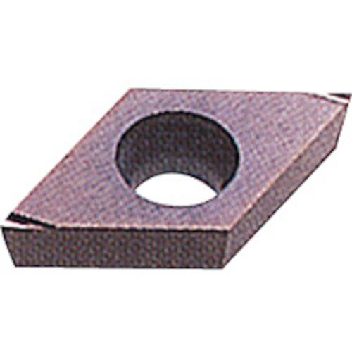 三菱マテリアル P級超硬旋削チップ 超硬 10個 DCGT070204R-F HTI10