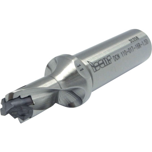 イスカル X 先端交換式ドリルホルダー DCN 125-062-16A-5D