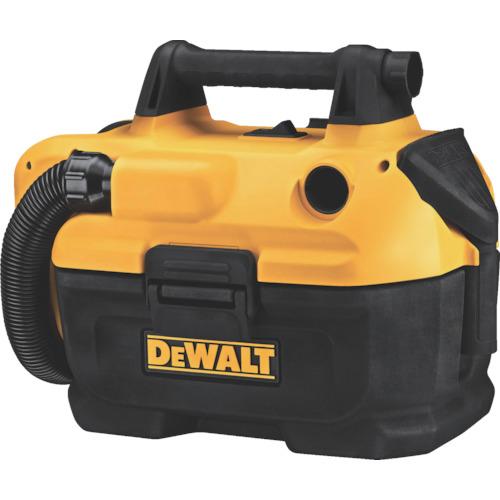 DeWALT(デウォルト) 18V充電式乾湿両用集塵機 本体のみ DCV580-JP