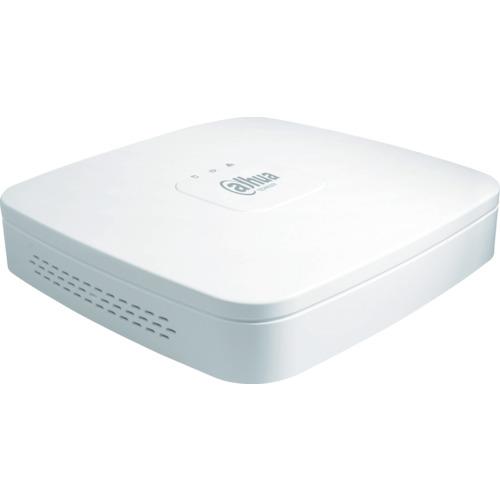 Dahua 4CH 4PoE給電NVR 205X205X45 ホワイト DHI-NVR4104-P 2TB-1