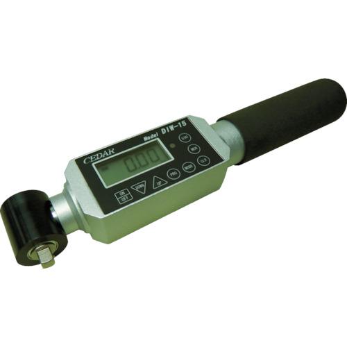 CEDAR(杉崎計器) トルクドライバ DIW-15