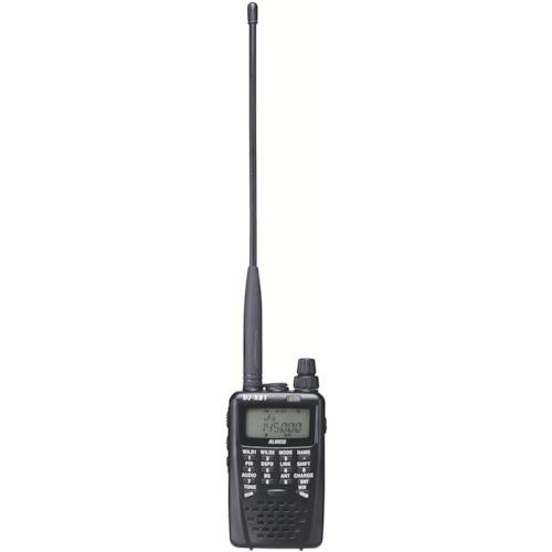ALINCO(アルインコ) 地上デジタル放送音声受信対応広帯域受信機 DJX81