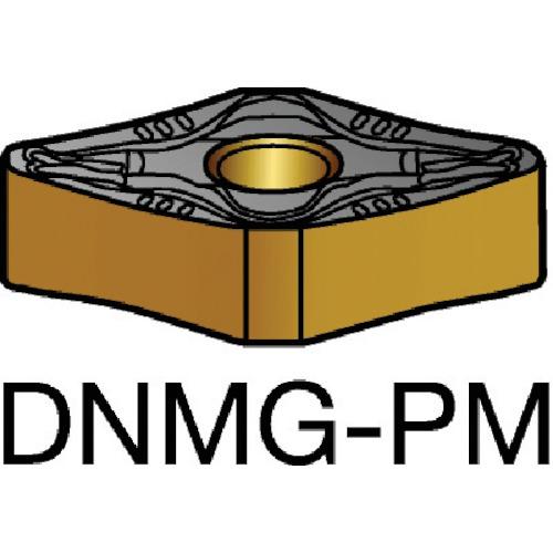 サンドビック T-Max P 旋削用ネガ・チップ 1525 10個 DNMG 15 04 08-PM 1525
