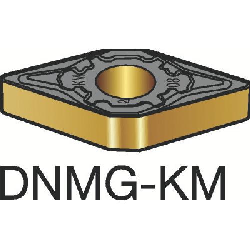 サンドビック T-Max P 旋削用ネガ・チップ 3210 10個 DNMG 15 04 12-KM 3210