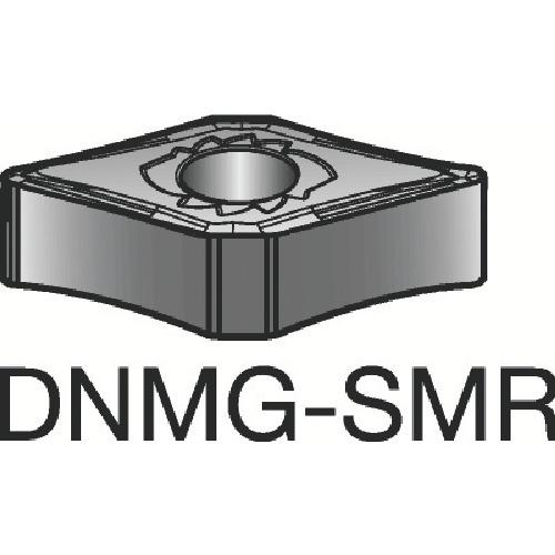 サンドビック T-Max P 旋削用ネガ・チップ S05F 10個 DNMG 15 04 12-SMR S05F