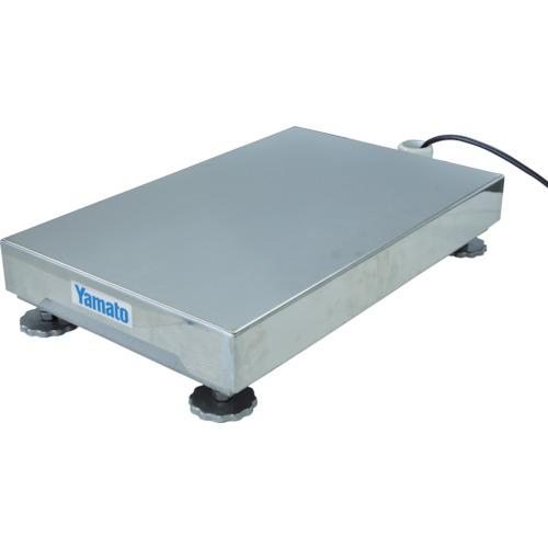 【直送】【代引不可】ヤマト(大和製衡) デジタル台はかり 150kg ステンレス製 DP-5601A-150-B