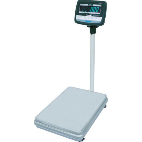 【直送】【代引不可】ヤマト(大和製衡) 防水形デジタル台はかり(検定外品) DP-6301-2N-120