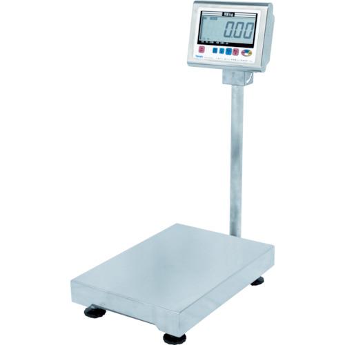 【直送】【代引不可】ヤマト(大和製衡) 防水形デジタル台はかり (検定品) DP-6700K-60