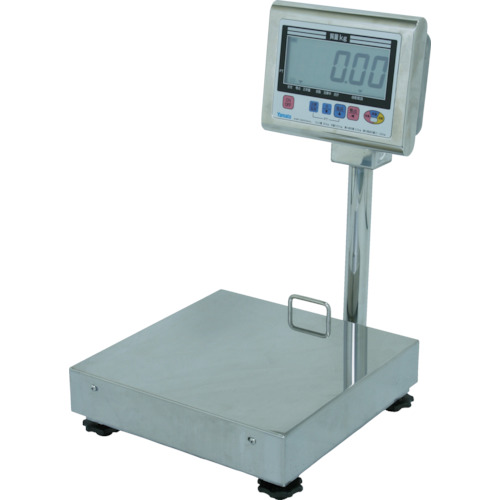 【直送】【代引不可】ヤマト(大和製衡) 防水形卓上デジタル台はかり(検定外品) DP-6700LN-30