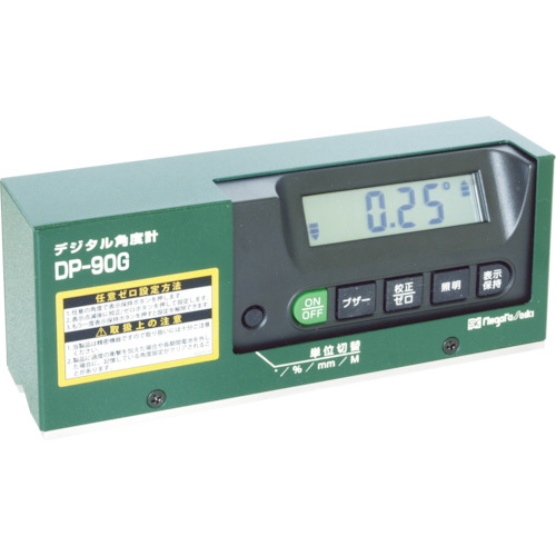 SK(新潟精機) デジタル角度計レベルニック DP-90G