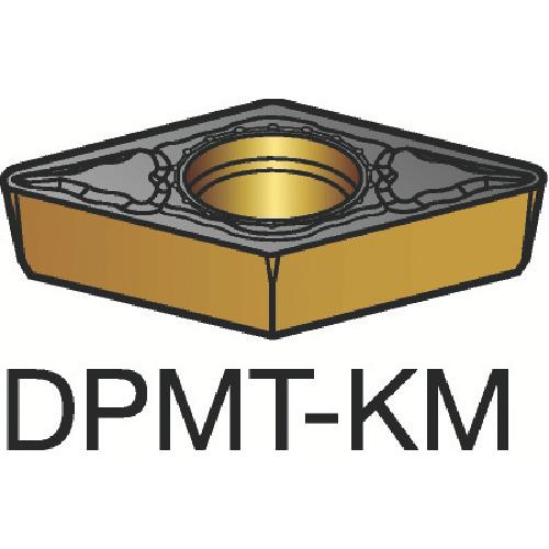 サンドビック コロターン111 旋削用ポジ・チップ 3215 10個 DPMT 11 T3 04-KM 3215