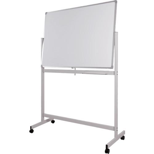 【直送】【代引不可】WRITEBEST 回転ボード両面 白×白 900×1200 DPS34