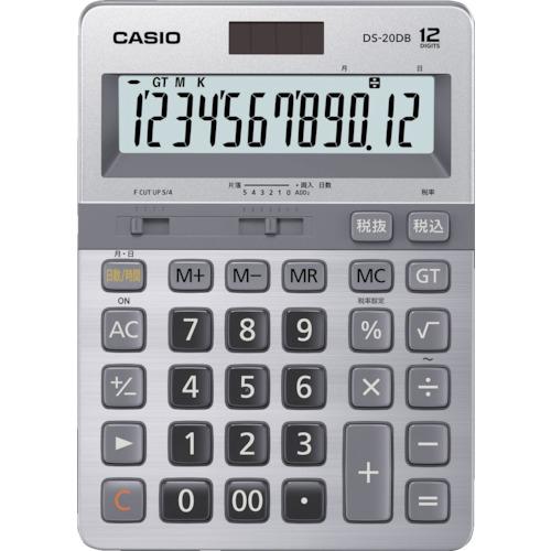 CASIO(カシオ) 本格実務電卓 DS-20DB-N