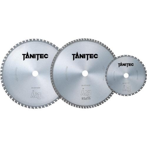 タニ(谷テック) ドライチップソー 鉄鋼用チップソー DTS180X1.85X20X36