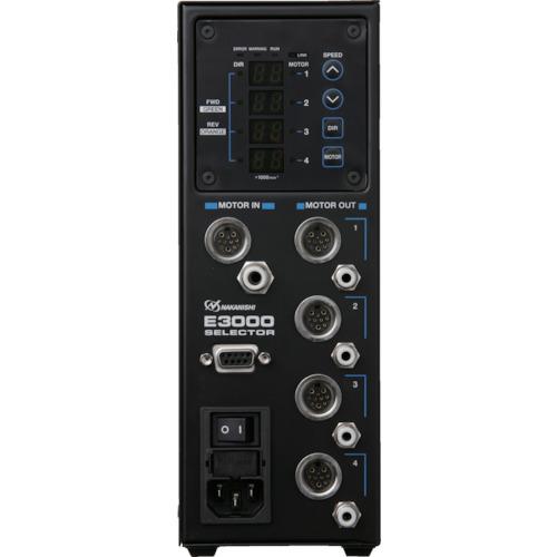 ナカニシ E3000シリーズセレクタ 200V(8426) E3000-SELECTOR-200V