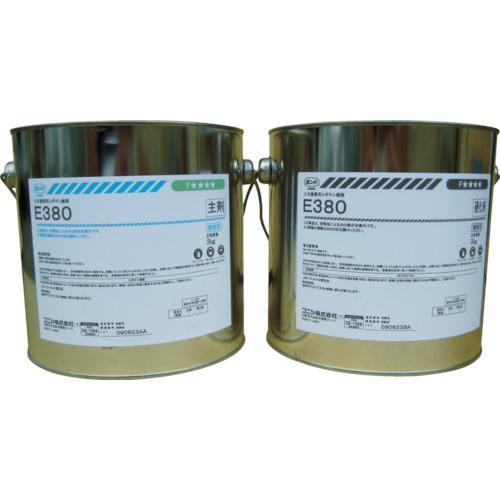 コニシ 強力充てん接着剤 水中ボンド 6kg E380-6