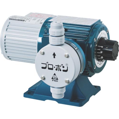 【直送】【代引不可】KUK(共立機巧) ダイヤフラム式定量ポンプ PVC製 E-50-P