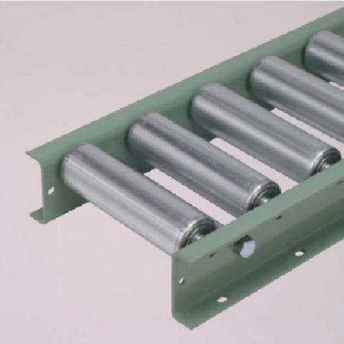 太陽工業 E5723型スチールローラーコンベヤW200XP150X1000L E5723-200-150-1000