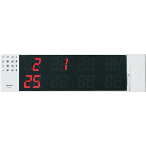 Panasonic(パナソニック) サービスコール副表示器(可変表示タイプ) ECE3107