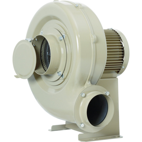 【直送】【代引不可】昭和電機 高効率電動送風機 コンパクトシリーズ(0.4kW-400V) EC-H04-400V