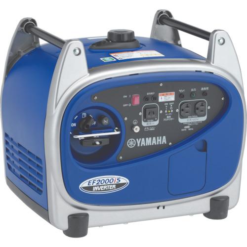 【直送】【代引不可】ヤマハ(YAMAHA) 防音型インバーター発電機 2.0kVA(交流/直流) EF2000IS