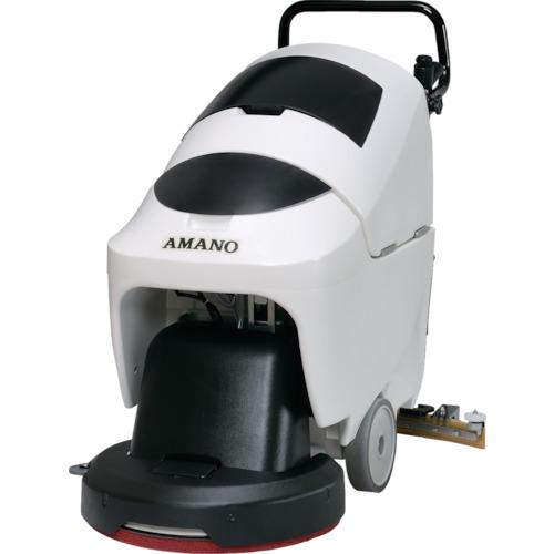 【直送】【代引不可】アマノ 手押し床洗浄機 クリーンバーニー EG-2F