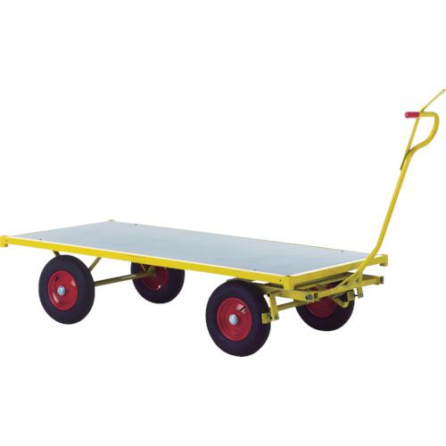 【直送】【代引不可】RAVENDO(ラベンド) 大型重量運搬車 TW1500 穴ありハンドル 144004