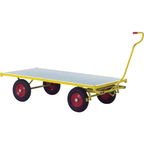 【直送】【代引不可】RAVENDO(ラベンド) 大型重量運搬車 TW1500 穴なしハンドル 144005