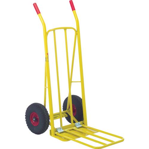 【直送】【代引不可】RAVENDO(ラベンド) スチールパイプ製二輪運搬車 CLM250LS 145250