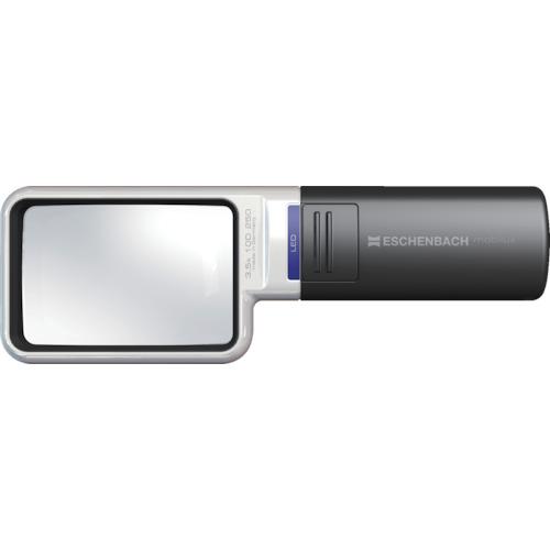 エッシェンバッハ LEDワイドライトルーペ 3.5倍 15113