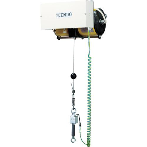 【直送】【代引不可】ENDO(遠藤工業) エアバランサー グリップ操作タイプ 30~60kg EHB-85_ABC-5G-B