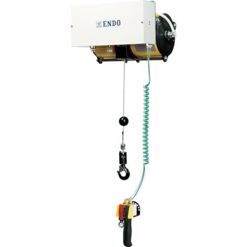 【直送】【代引不可】ENDO(遠藤工業) エアバランサー ペンダント操作タイプ 30~60kg EHB-85_ABC-5P-B