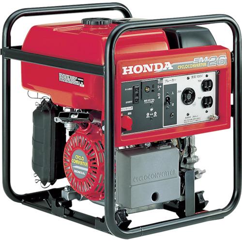【直送】【代引不可】HONDA(ホンダ) オープン型発電機 2.3kVA(交流/直流) EM23K1JN