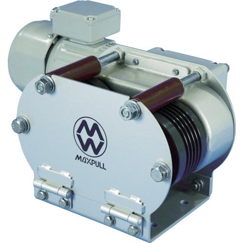 マックスプル工業 電動往復牽引エンドレスウインチ EMX-150