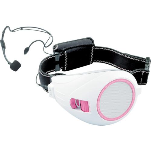 TOA ハンズフリー拡声器 ピンク ER-1000PK TOA