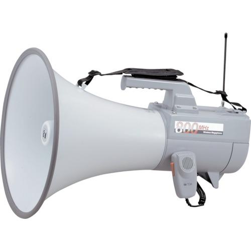 TOA ワイヤレスメガホン ホイッスル音付き ER-2830W