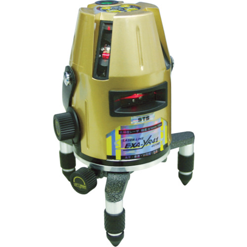 STS 受光器対応高輝度レーザ墨出器 EXA-YR41
