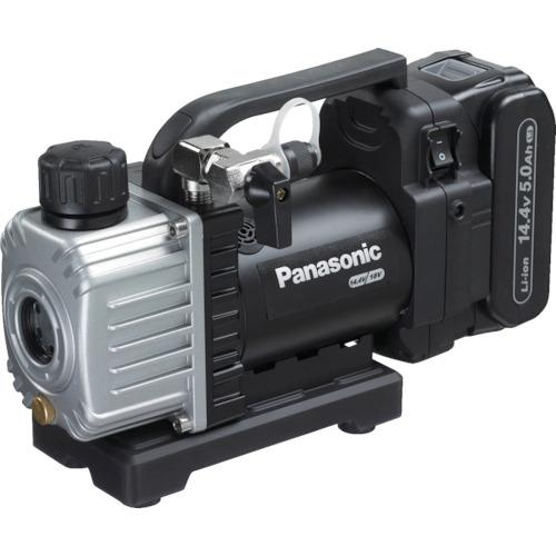 Panasonic(パナソニック) 充電真空ポンプ14.4V5Ahセット EZ46A3LJ1F-B