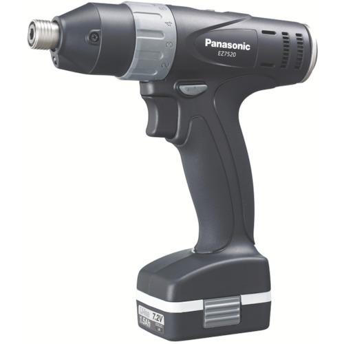 Panasonic(パナソニック) マルチインパクトD スリモ 7.2V EZ7520LA2S-B