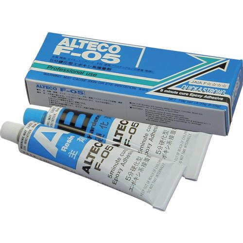 ALTECO(アルテコ) エポキシ接着剤 F05 70gセット 10組 F05-70G