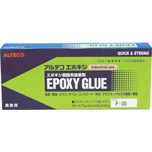 ALTECO(アルテコ) エポキシ接着剤 F30 1kgセット 10組 F30-1KG