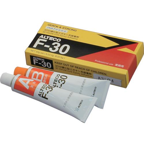 ALTECO(アルテコ) エポキシ接着剤 F30 45gセット 20組 F30-45G