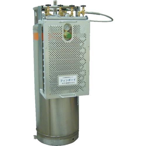 【直送】【代引不可】ヤマト産業 LGC簡易供給ユニット フィンボーイ 10m3タイプ FB-4O-2