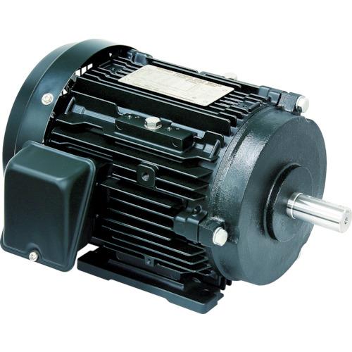 【直送】【代引不可】東芝産業機器システム 高効率モータ プレミアムゴールドモートル 軸径65mm FBK21E-4P-55KW