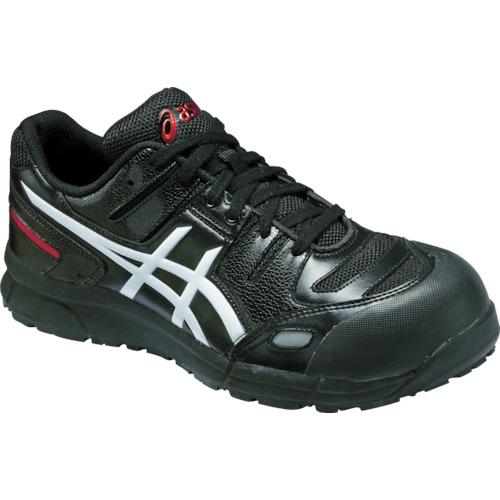 アシックス 安全靴 ウィンジョブCP103 ブラックXホワイト 23.5cm FCP103.9001-23.5