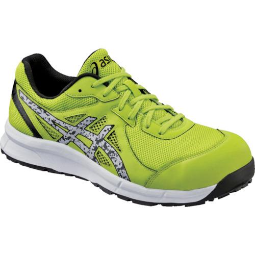 ASICS(アシックス) 作業靴 ウィンジョブCP106 ライムXシルバー 23.0cm FCP106.8993-23.0